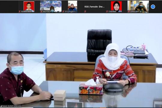 289 mahasiswa UMP laksanakan KKN Adaptasi Kebiasaan Baru di Kebumen