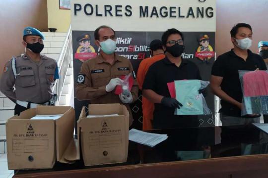 Polres Magelang limpahkan kasus kredit fiktif Rp11,6 miliar ke Kejaksaan