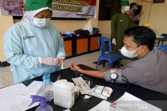 25 polisi penyintas COVID-19 jadi donor plasma konvalesen