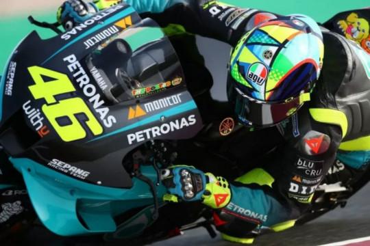 Kilas balik karier  Valentino Rossi