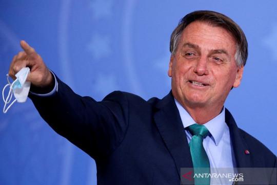 Presiden Brazil kecam Mahkamah Agung