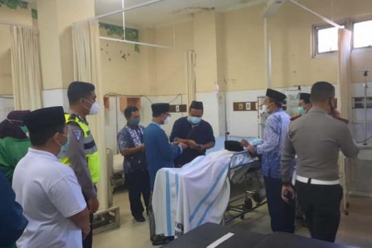 Ketua Umum MUI alami kecelakaan di Tol Salatiga