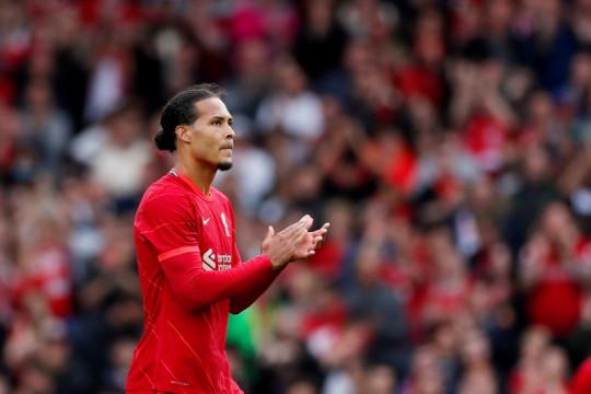 Liverpool resmi perpanjang kontrak Virgil van Dijk hingga 2025