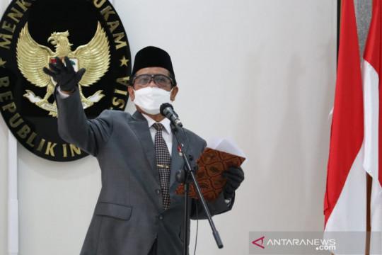 Mahfud MD: Berita hoaks jadi ancaman serius