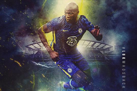 Hadapi Crystal Palace, Chelsea belum bisa turunkan Lukaku