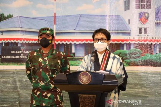 Menlu: Indonesia harapkan perdamaian dan stabilitas di Afghanistan