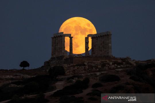 Gempa 5,8 magnitudo guncang Pulau Kreta di Yunani