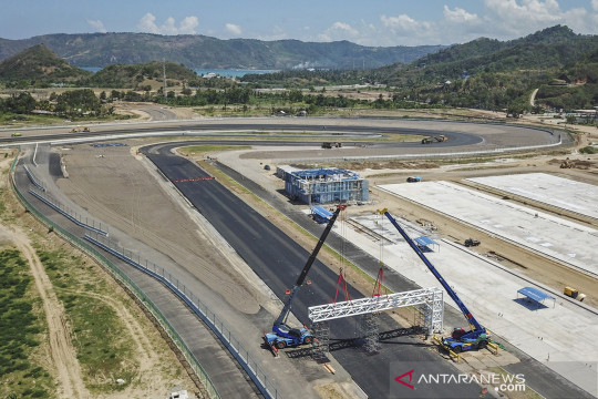 Siap-siap nonton, Mandalika gelar balapan seri ke-11 World Superbike pada November 2021