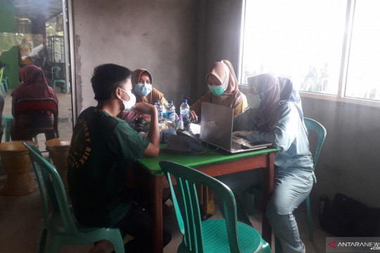 PKB Babel gelar vaksinasi massal di Bangka Tengah