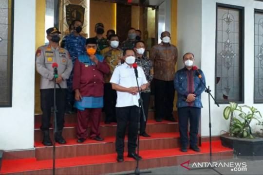 Mendagri apresiasi penurunan kasus COVID-19 di Bangka Belitung