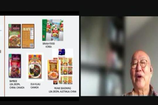 KBRI Washington promosikan industri kuliner Indonesia di AS