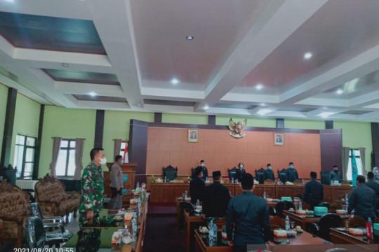 Pemkab Bangka Tengah teken nota kesepahaman RKUA-PPAS 2022