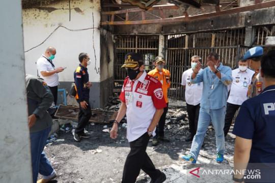 WN Afsel dan Portugal jadi korban kebakaran lapas