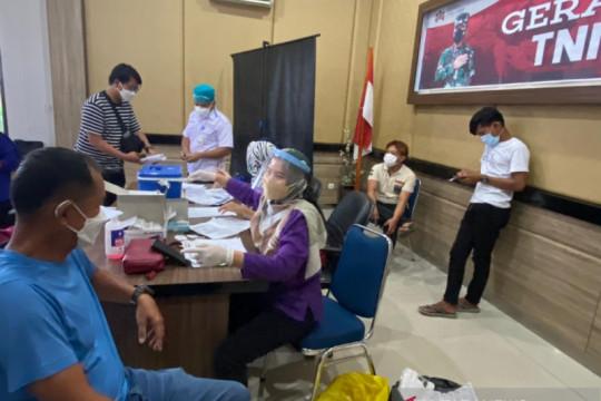 Polres Bangka Barat bantu mempercepat vaksinasi COVID-19