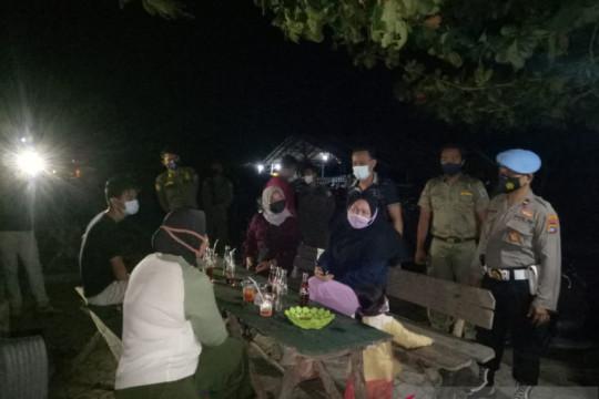 Polres Bangka Barat awasi pelaksanaan prokes tekan penularan COVID-19