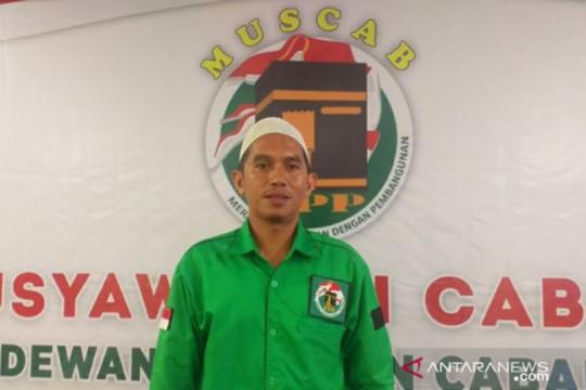 Suhaeli resmi jabat ketua DPC PPP Belitung