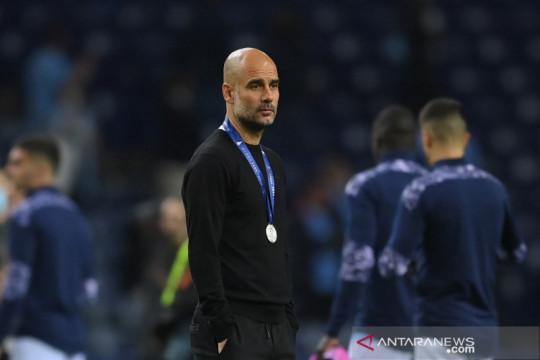Guardiola: City raih pencapaian bagus di Liga Champions musim lalu