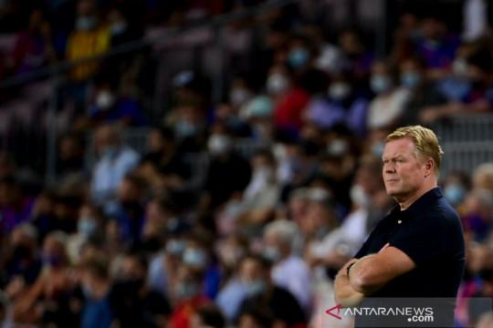 Ronald Koeman mengakui Bayern Muenchen tampil lebih superior