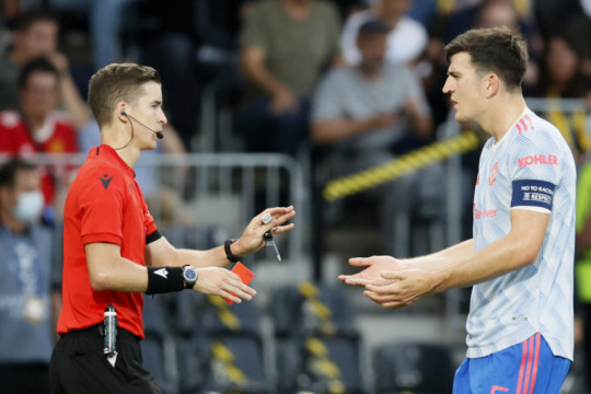 Maguire yakin tim Old Trafford akan mengatasi kekalahan 1-2 melawan Young Boys
