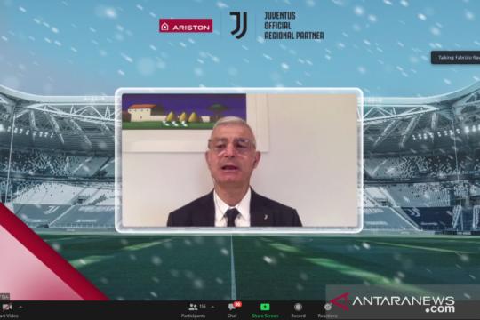 Kolaborasi Juventus dan Ariston bisa perkuat kehadiran di Indonesia