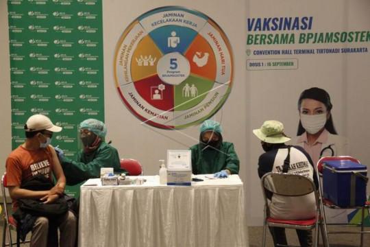 Capaian vaksinasi di Kota Surakarta Page 3 Small