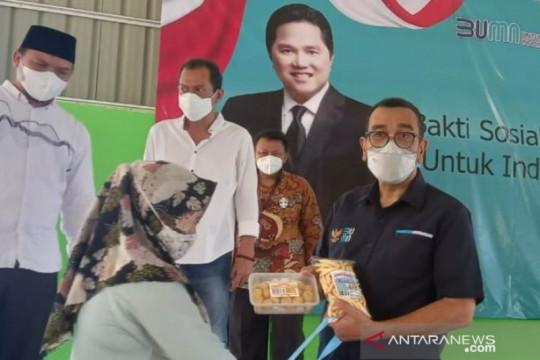 Menteri Erick Thohir fokus majukan ekonomi keluarga di Pulau Bangka