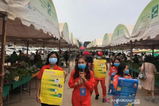 Kemenkes Laos: varian Delta Plus menyebar di ibu kota Vientiane