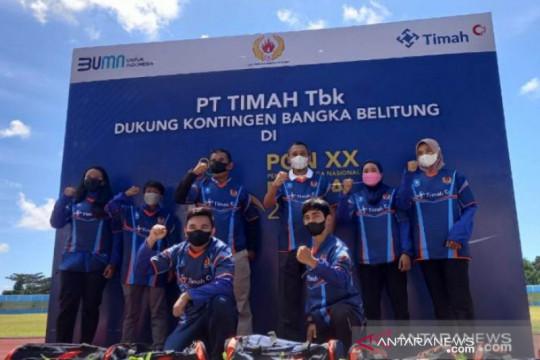Bangka Belitung bersinergi sukseskan PON XX Papua