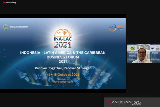 Indonesia dalami potensi kerja sama ekonomi dengan Amerika Latin dan Karibia