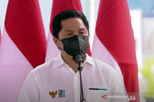 Erick Thohir sebut PMN ITDC untuk persiapan ASEAN Summit 2023