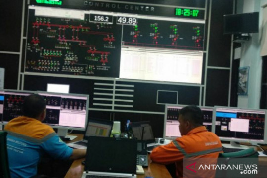 PLN percepat pemulihan gangguan sistem di Bangka