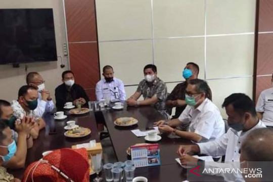 Komisi IV Dukung Pembangunan Sma Negeri 2 Sungailiat