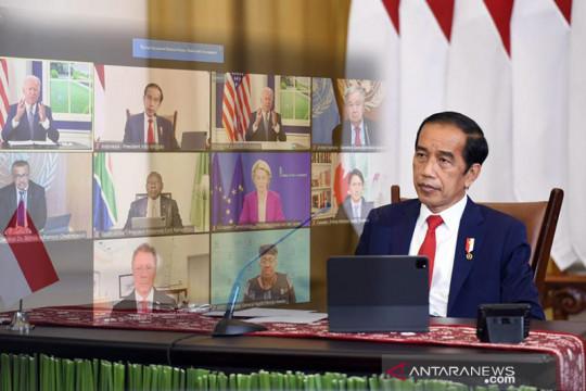 Presiden RI dorong penguatan sistem ketahanan kesehatan dunia