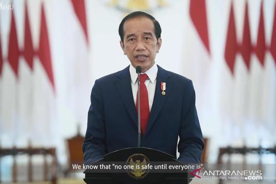 Presiden RI jelaskan komitmen Indonesia saat pimpin G20 2022