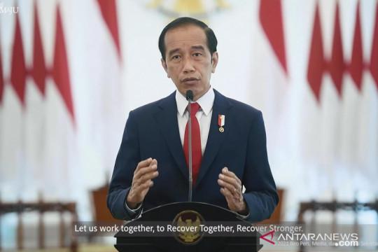 Jokowi sampaikan empat sikap Indonesia dalam sidang majelis umum PBB