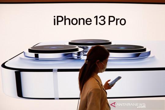 Apple Inc kemungkinan kurangi produksi iPhone 13 karena krisis chip