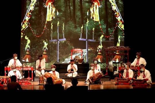 Jakarta Arts Council opens International Ethnic Music Festival