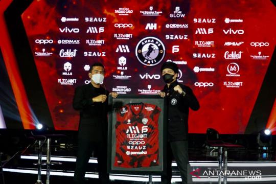 AHHA PS Pati FC luncurkan jersey baru jelang Liga 2 2021