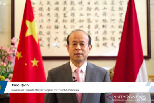 China telah ekspor 215 juta dosis vaksin  COVID-19 ke Indonesia