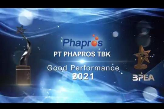 Phapros raih penghargaan di ajang BUMN Performance Excellence Awards 2021
