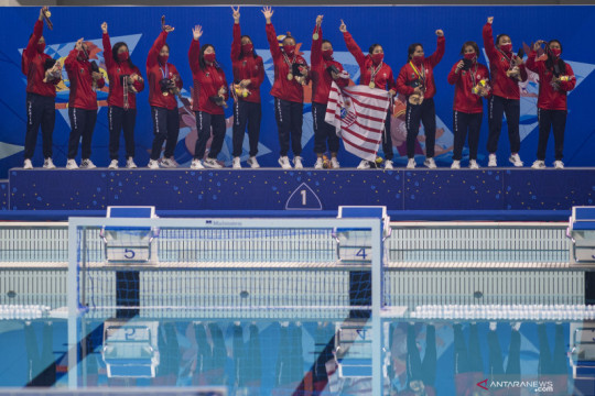 PON Papua: Tim polo air putri DKI Jakarta raih emas