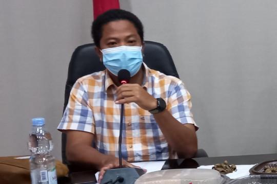 Pasien COVID-19 di Bangka Barat bertambah tujuh menjadi 5.398 orang