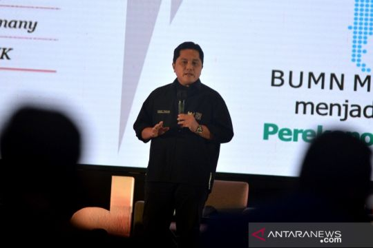 Thohir expects health economic zone to revive tourism in Bali