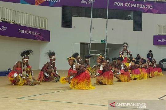 Mendalami tarian Akhohoy khas Sentani yang ramaikan PON Papua