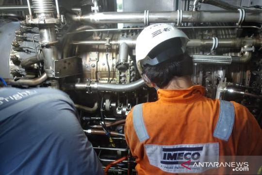 Recovery Kelistrikan di Bangka, PLN Percepat Perbaikan Engine MPP
