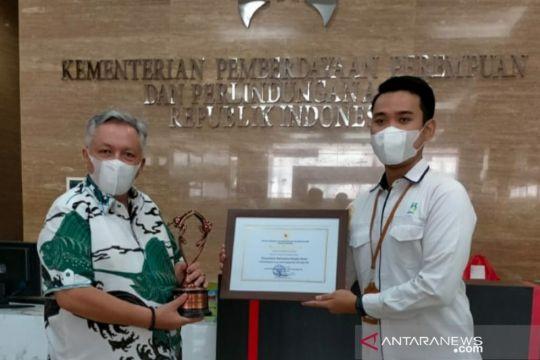 Bangka Barat raih penghargaan kabupaten layak anak dari Kementerian PPPA