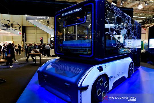 Pameran Intelligent Transport Systems World Congress 2021