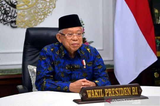 VP Amin attends XX Papua PON closing ceremony