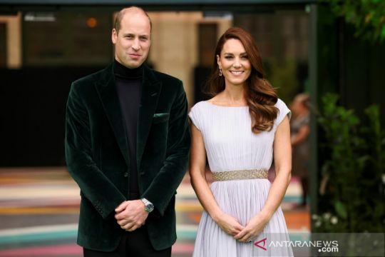 Pangeran William mengecam para miliader yang berwisata ke luar angkasa