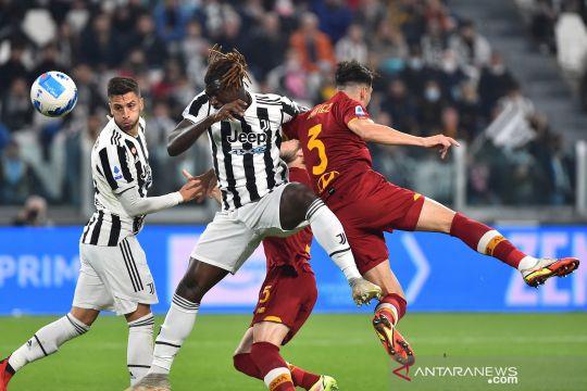 Juventus menang tipis atas AS Roma